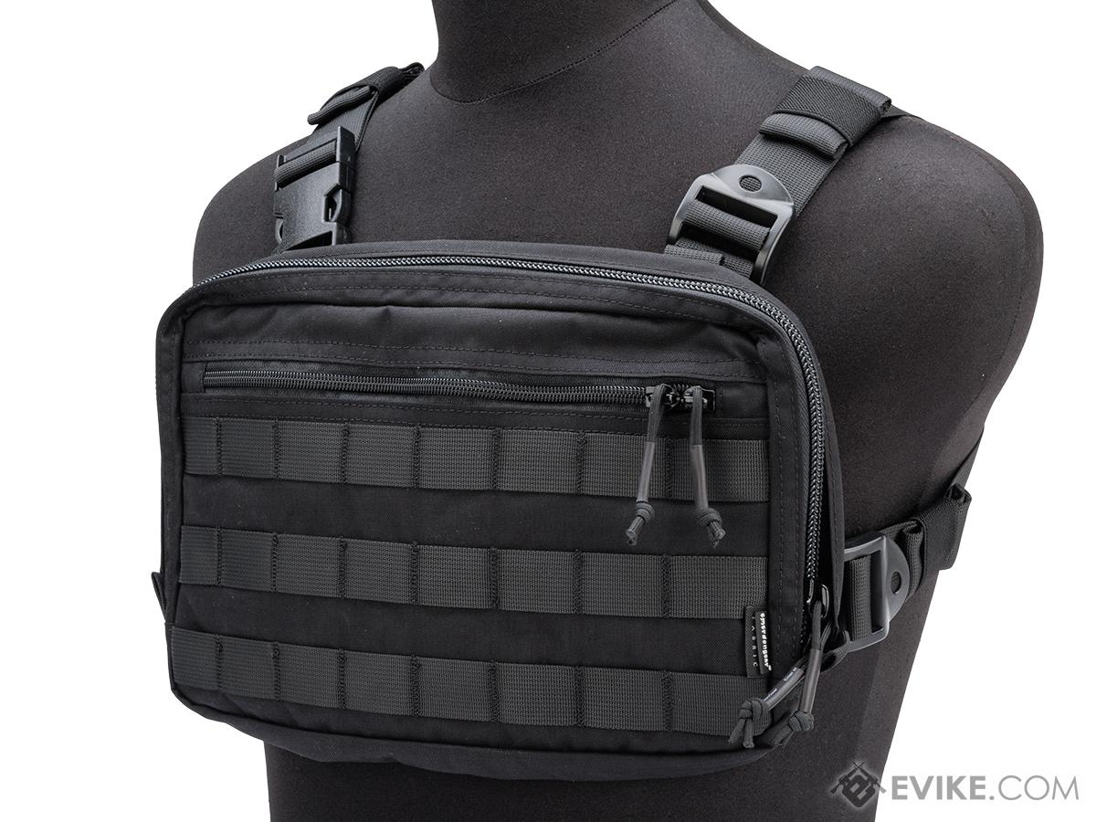 EmersonGear Chest Recon Bag (Color: Black)