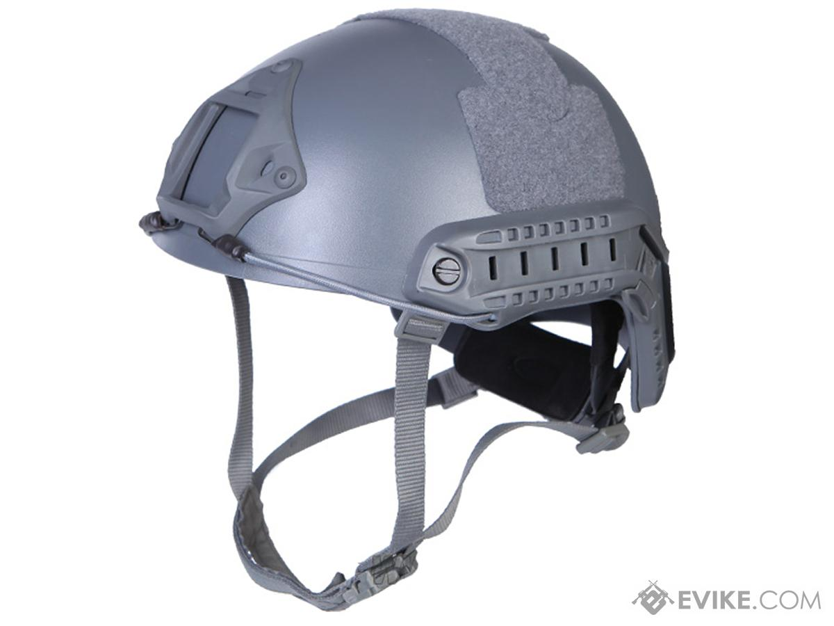 Emerson MICH Bump Style  Helmet (Color: Wolf Grey / Medium-Large)