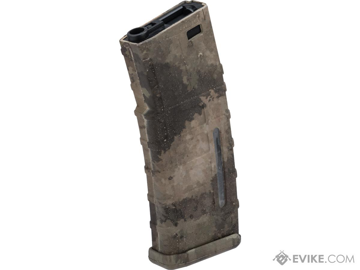 Emerson 300rd Polymer Hi-Cap Magazine for M4/M16 Series Airsoft AEG Rifles (Color: Arid)