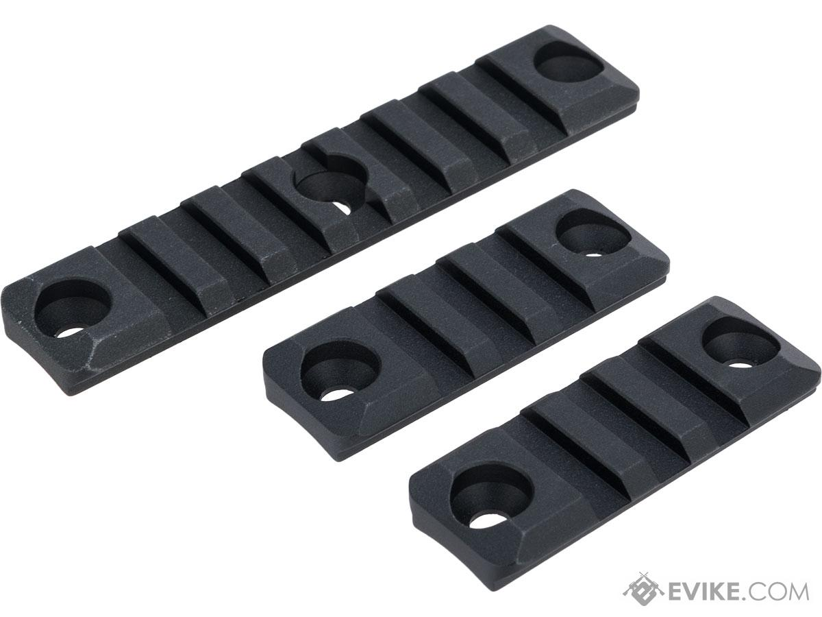 Matrix Modular Rail Sections for SMR 416 Handguards (Color: Black)