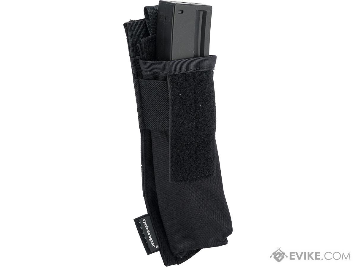 EmersonGear Convertible MP7 Single Mag Pouch (Color: Black)