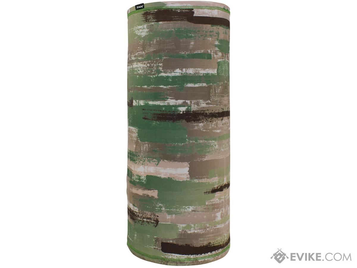 Bobster / Zan Headgear Motley Tube® SportFlex Neck Protector (Color: Multi Brushed Camo)
