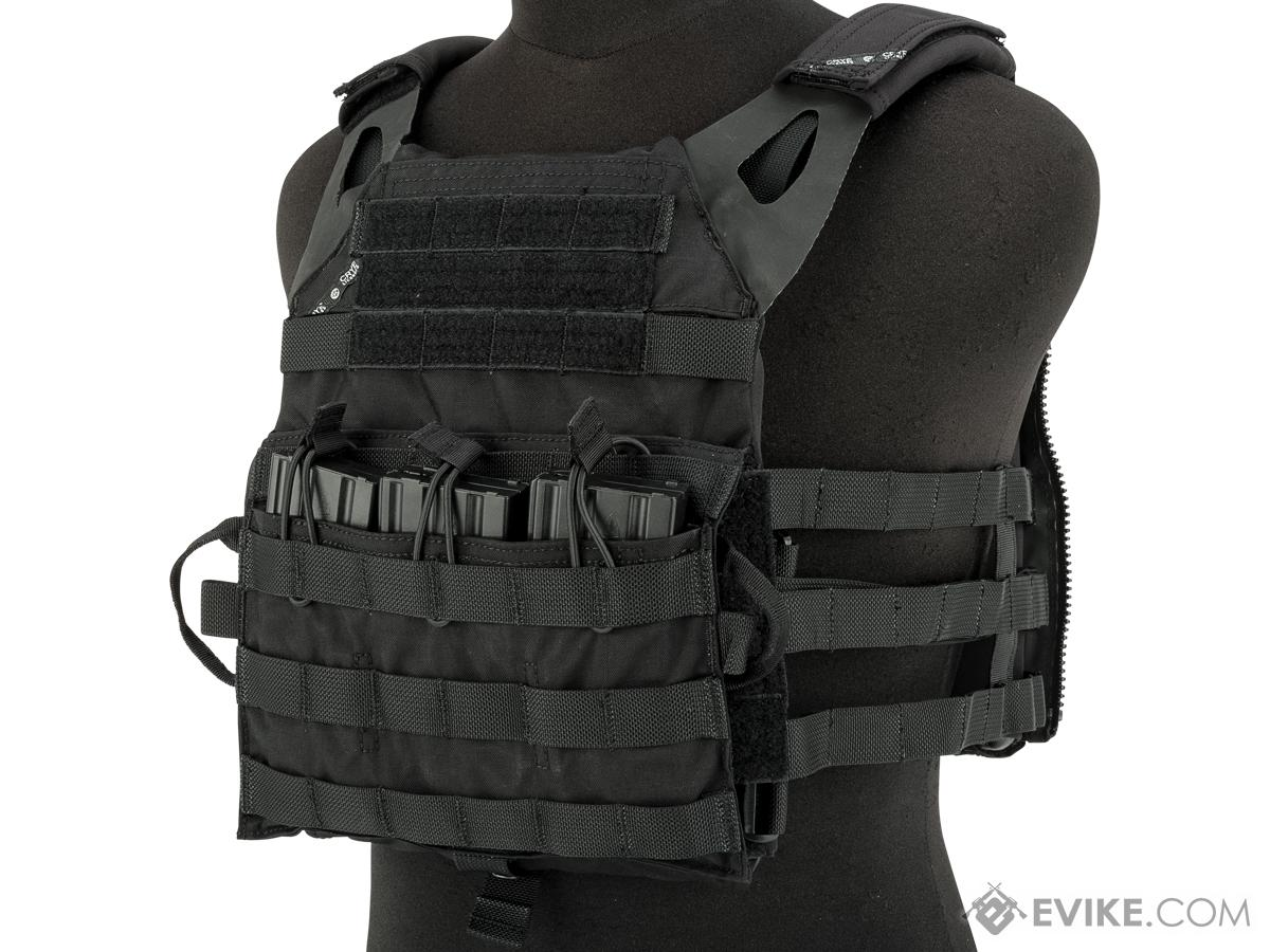 ZShot Crye Precision Licensed Replica JPC 2.0 Plate Carrier (Color: Black / Medium)