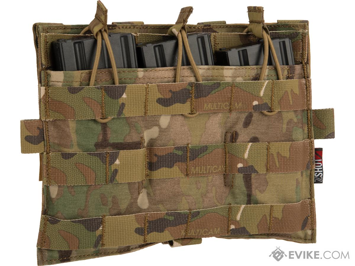 Crye Precision Licensed Replica AVS M4 Front Flap by ZShot (Color: Multicam)