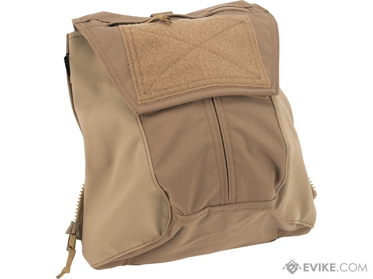 Crye Precision Licensed Replica Zip-on Panel Pack by ZShot (Color: Coyote Brown / Medium)
