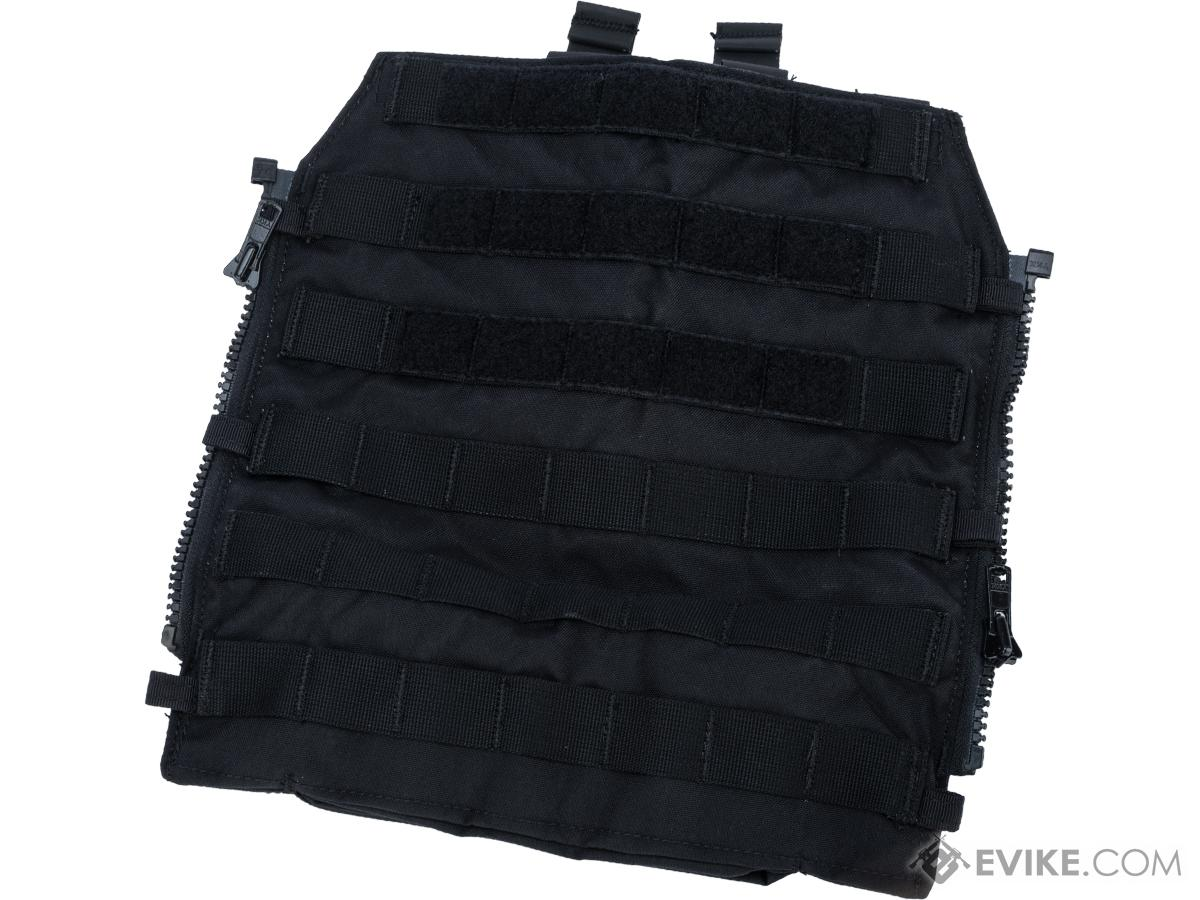 ZShot Crye Precision Licensed Replica Zip-on MOLLE Panel 2.0 (Color: Black / Medium)