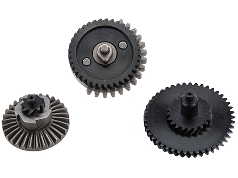 Prometheus EG Hard Gear Reinforced Triple Torque Gear Set for Airsoft AEGs