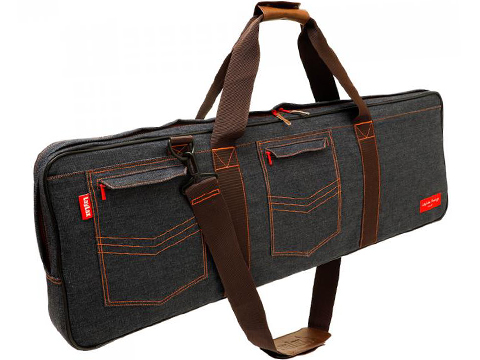 Laylax Premium 35 Denim Rifle Bag