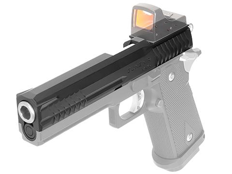 Laylax / Nine Ball GUNGNIR Custom Slide w/ Direct Micro-Dot Mount for Hi-Capa 5.1 Series GBB Pistols