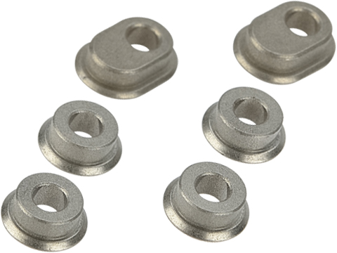 Prometheus Sintered Alloy Metal Bearings for Version 6 Airsoft AEG Gearboxes