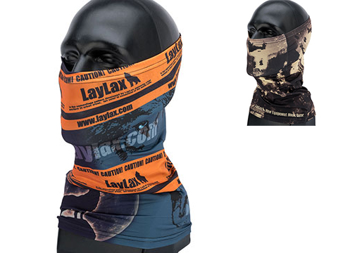Laylax Slim Fit Cool Neck Gaiter