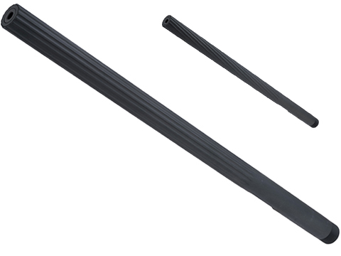 Laylax PSS One Piece Fluted Outer Barrel for Tokyo Marui VSR-10 Series Airsoft Sniper Rifles