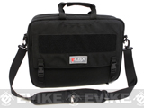 LBX Conceal & Carry Messenger Bag - Black