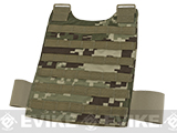 LBX Tactical Assault Plate Carrier Back Panel- Project Honor Camo