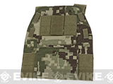 LBX Tactical Assault Plate Carrier Slick Front Panel - Project Honor Camo