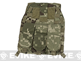 LBX Tactical Assault Plate Carrier Front Panel - Project Honor Camo