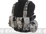 LBX Tactical Lock & Load Chest Rig (Color: Snow Raptor)