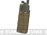 LBX Tactical Radio Pouch (Color: Coyote Brown)