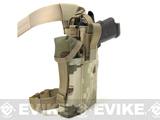 LBX Drop Leg Holster (Left Hand Draw) - Project Honor Camo