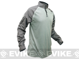 LBX Tactical Assaulter Shirt (Size: M) - Glacier Grey