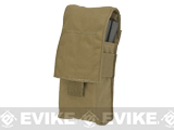 LBX Tactical  Double Stack M4 Magazine  Pouch -  Coyote