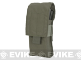 LBX Tactical  Double Stack M4 Magazine  Pouch -  Ranger Green