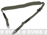 LBX Tactical 2 Point Combat Sling (Color: Ranger Green)