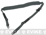 LBX Tactical 2 Point Combat Sling (Color: Wolf Grey)