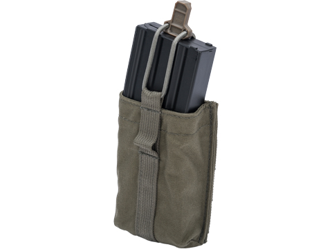 LBX Tactical M4 Speed Draw Pouch (Color: Ranger Green)