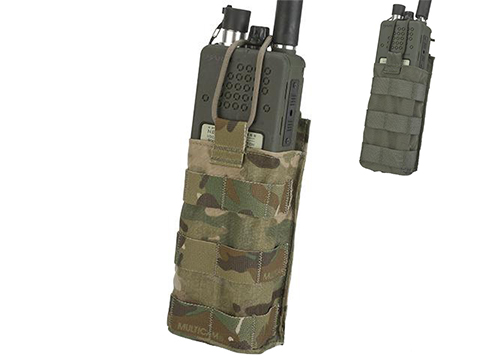 LBX Tactical Radio Pouch (Color: Multicam)
