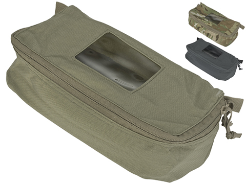 LBX Tactical Large Window Pouch (Color: Coyote)