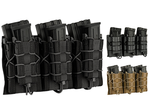 LBX Tactical Modular Assaulters Panel for MOLLE Plate Carriers