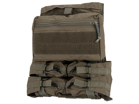 LBX Tactical Banger Back Panel (Color: Ranger Green)