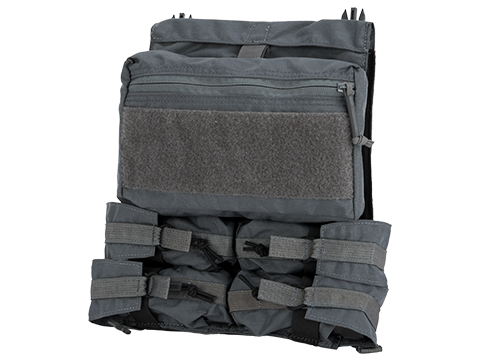 LBX Tactical Banger Back Panel (Color: Wolf Grey)