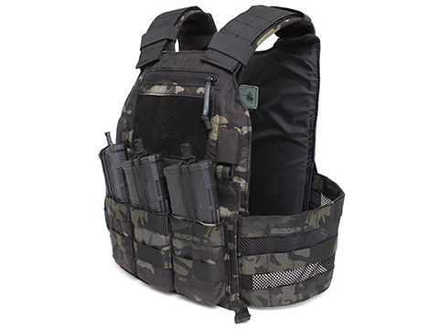 LBX Armatus II 4020 Plate Carrier (Color: Multicam Black / Medium)