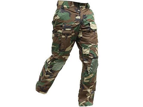 LBX Tactical Gen 2 Assaulter Pants - M81 Woodland (Size: Medium)