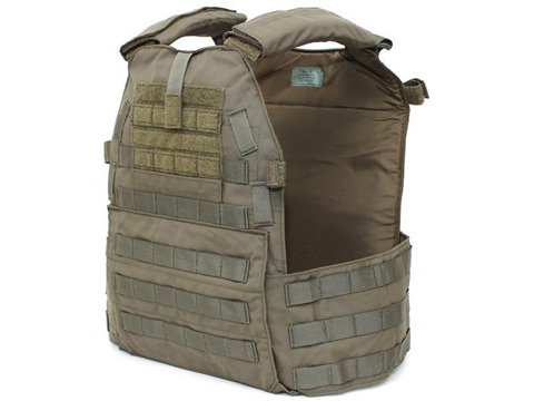LBX 0300 Tactical Modular Plate Carrier (Color: Ranger Green / Medium)