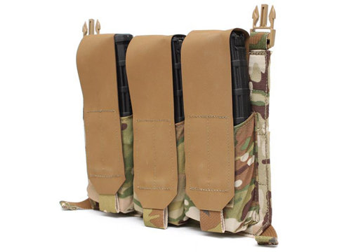 LBX Tactical Lightweight Triple M4 Panel (Color: Multicam)