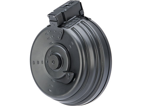 LCT 2000rd Electric Winding Drum Magazine for AK Series Airsoft AEG