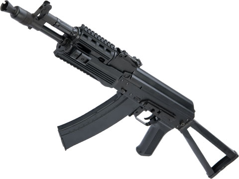 LCT Stamped Steel TK104 AK Airsoft AEG Rifle w/ Steel Folding Stock