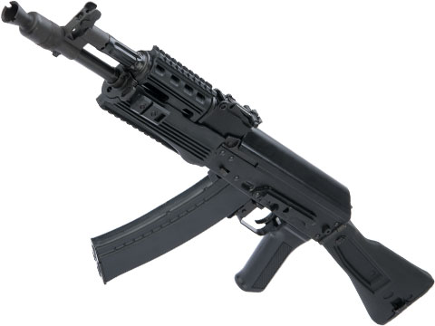 LCT Stamped Steel TK102 AK Airsoft AEG Rifle w/ Polymer Folding Stock