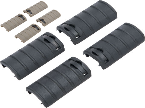 LCT L4 Polymer Rail Covers