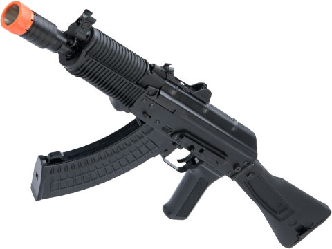 LCT Stamped Steel LCK106 AK EBB AEG Rifle w/ Polymer Folding Stock