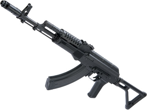 LCT Stamped Steel G-03M AK EBB AEG Rifle w/ Folding Stock