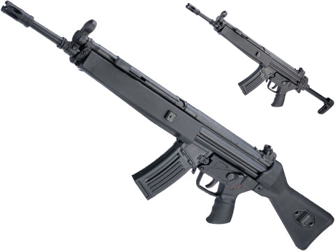LCT LK-33 Full Metal EBB Airsoft AEG (Model: A2)