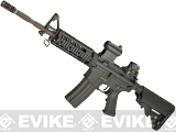 LCT Airsoft LR-4 RIS Airsoft Electric Blowback AEG with 7 Hanguard