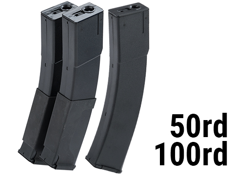 LCT Airsoft PP-19-01 Mid-Cap Magazine (Type: 100rd / Single Magazine)