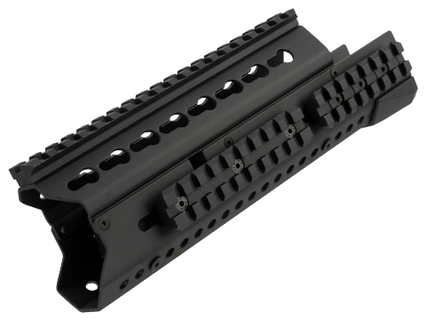 LCT Airsoft  Keymod Handguard for LCT AK Airsoft Rifles (Length: 9.5)