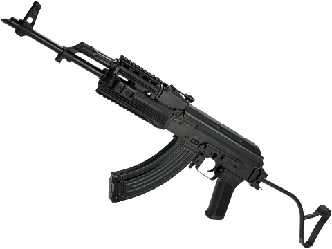 LCT TIMS AK47 Steel Airsoft AEG Rifle w/ Side Folding Wire Stock