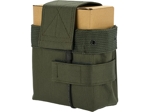 LCT Electric Winding Box Magazine w/ Pressure Switch for M60 AEG Machine Guns